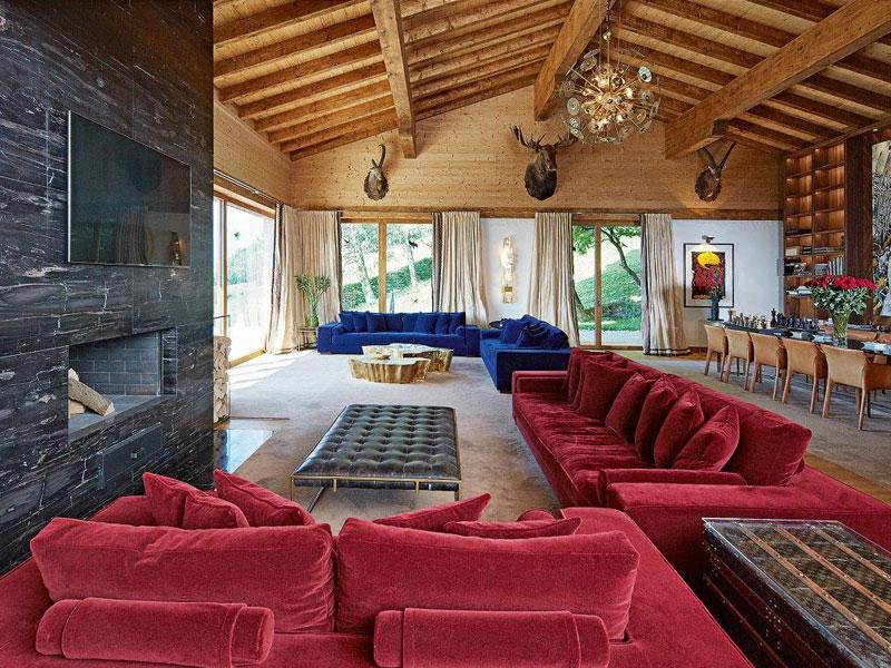 02 Luxurious Chalet in Switzerland | Henger International
