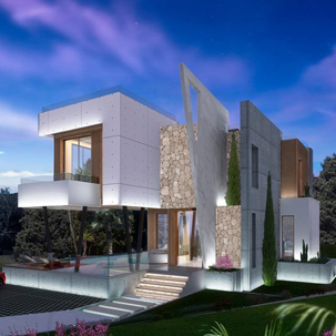 Top 5 latest entries in real estate on the Costa del Sol.