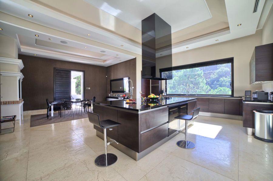 La Zagaleta atemberaubende moderne Villa Henger Immobilien Marbella