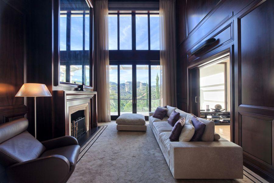 La Zagaleta Mediterrane Villa mit spektakulären Blick auf die Berge Henger Immobilien Marbella